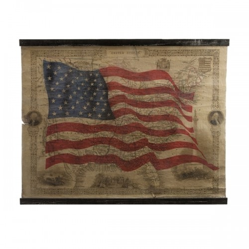 United States Of America Wall Décor