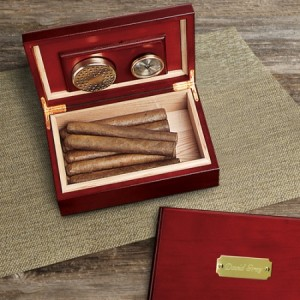 Personalized Cigars & Lighters