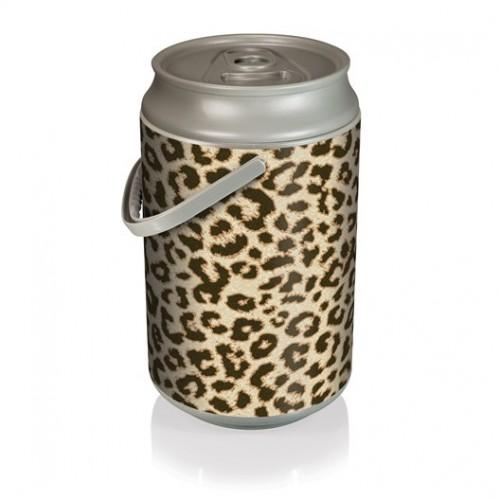 Cheetah Print Can - Mega Can Cooler