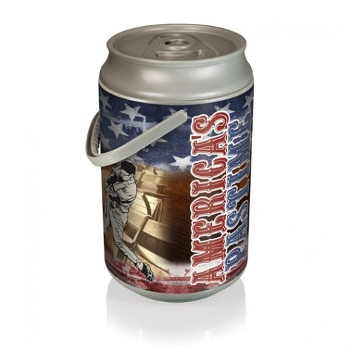 America's Pastime Can - Mega Can Cooler