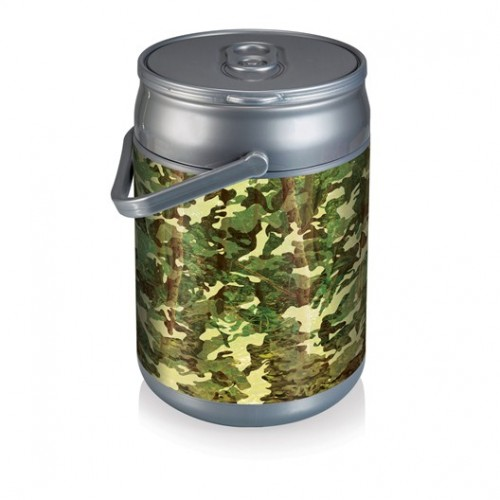 Camouflage Can Cooler
